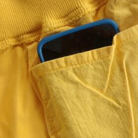 Nihil M's Efficiency Pants Yellow Ceylon